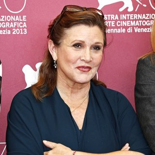 Carrie Fisher in 70th Venice Film Festival - Jury Members - Photocall
