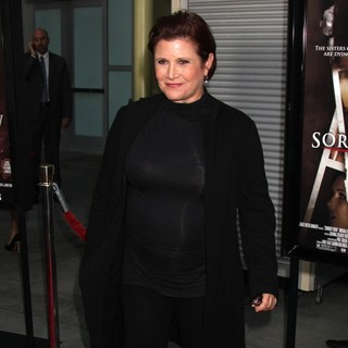 Carrie Fisher in Los Angeles Premiere of Sorority Row