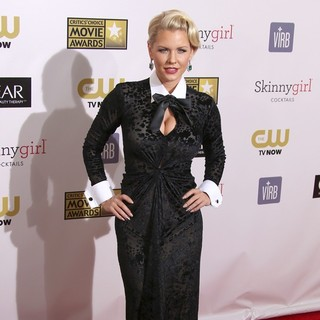 Carrie Keagan in 18th Annual Critics' Choice Movie Awards