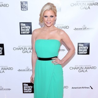 Carrie Keagan in 40th Anniversary Chaplin Award Gala Honoring Barbra Streisand