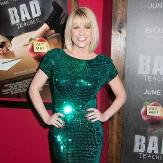 Carrie Keagan in World Premiere of Bad Teacher - Arrivals