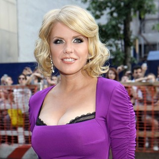 Carrie Keagan in New York Premiere of Cosmopolis - Arrivals