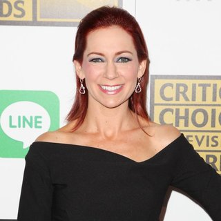 Carrie Preston in 4th Annual Critics' Choice Television Awards