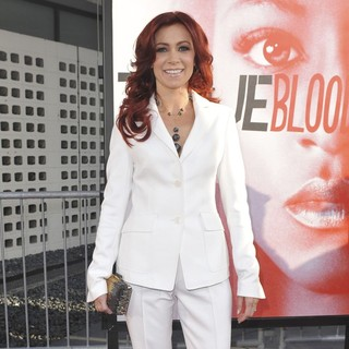 Carrie Preston in Los Angeles Premiere for The Fifth Season of HBO's Series True Blood - Arrivals