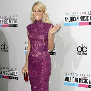 Carrie Underwood in The 40th Anniversary American Music Awards - Arrivals