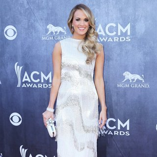 Carrie Underwood in 49th Annual Academy of Country Music Awards - Arrivals