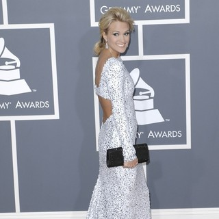 Carrie Underwood in 54th Annual GRAMMY Awards - Arrivals