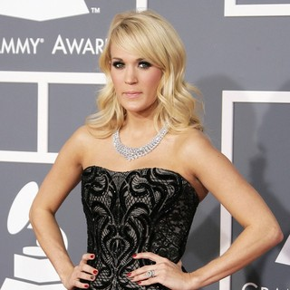 Carrie Underwood in 55th Annual GRAMMY Awards - Arrivals