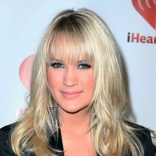 Carrie Underwood in iHeartRadio Music Festival - Day 1
