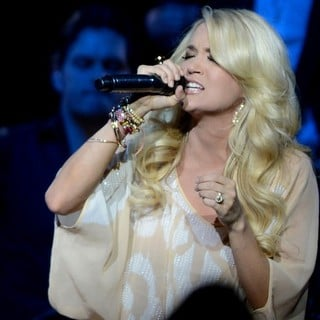 Carrie Underwood in Carrie Underwood Performing Live in Concert