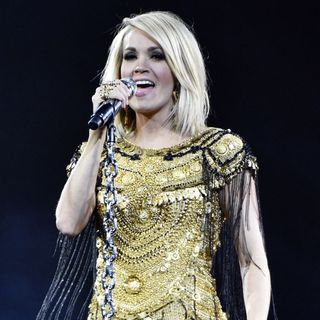 Carrie Underwood Performs Live During The Storyteller Tour