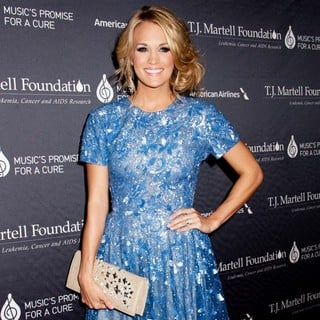 Carrie Underwood in T.J. Martell Foundation's 38th Annual Honors Gala