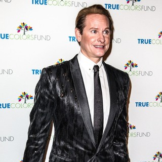 Carson Kressley in Cyndi Lauper and Friends: Home for The Holiday's Concert - Arrivals