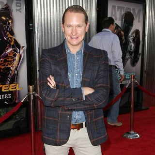 Carson Kressley in Los Angeles Premiere of Real Steel