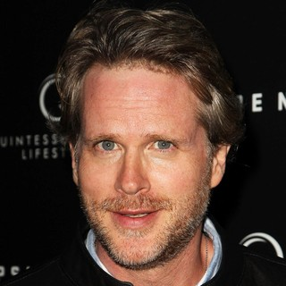 Cary Elwes in Upside Down Los Angeles Premiere - Arrivals