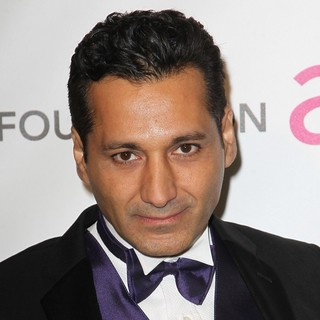 Cas Anvar in 21st Annual Elton John AIDS Foundation's Oscar Viewing Party
