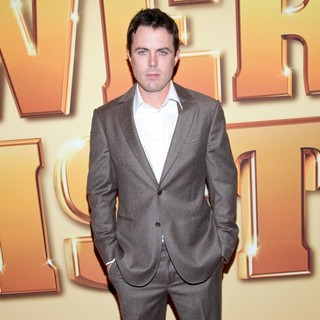 Casey Affleck in World Premiere of Tower Heist - Arrivals