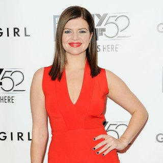 Casey Wilson in 52nd New York Film Festival - Gone Girl - World Premiere