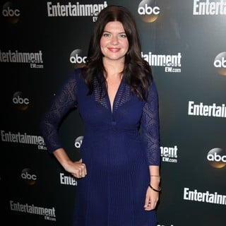 Casey Wilson in Entertainment Weekly and ABC TV Celebrate The New York Upfronts with A VIP Cocktail Party - Arrivals