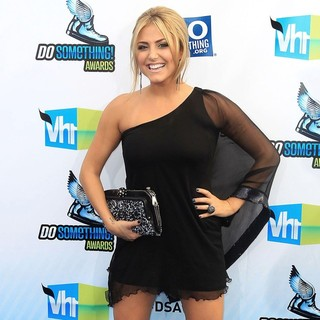Cassie Scerbo in The DoSomething.org and VH1's 2012 Do Something Awards