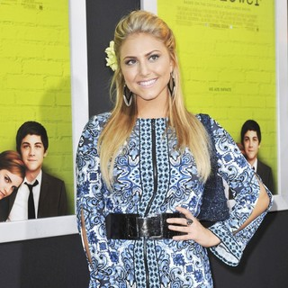 Cassie Scerbo in The Los Angeles Premiere of The Perks of Being a Wallflower - Arrivals