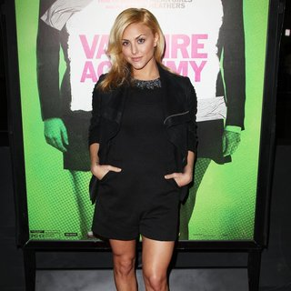 Cassie Scerbo in Premiere of The Weinstein Company's Vampire Academy