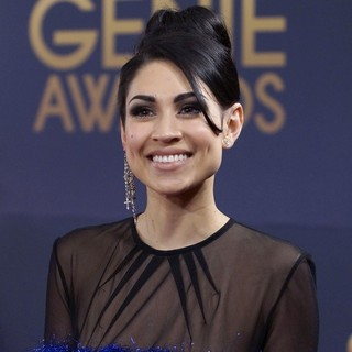 Cassie Steele in The 32nd Annual Genie Awards - Arrivals