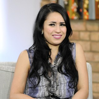 Cassie Steele Appears on The Marilyn Denis Show Promoting TV Series The L.A. Complex