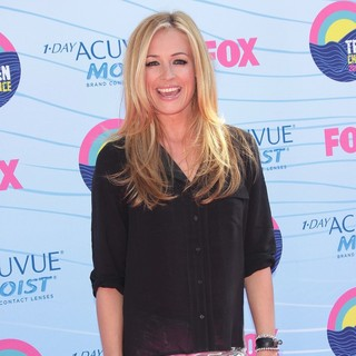 Cat Deeley in The 2012 Teen Choice Awards - Arrivals
