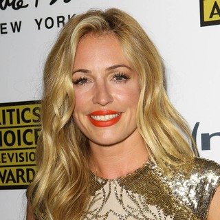 Cat Deeley in Broadcast Television Journalists Association's 3rd Annual Critics' Choice Television Awards