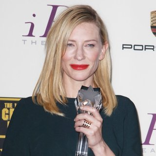 Cate Blanchett in The 19th Annual Critics' Choice Awards - Press Room