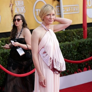 Cate Blanchett in The 20th Annual Screen Actors Guild Awards - Arrivals
