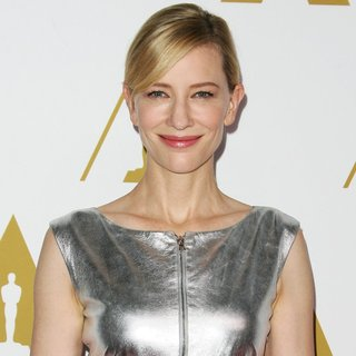 Cate Blanchett in The 86th Oscars Nominees Luncheon - Arrivals