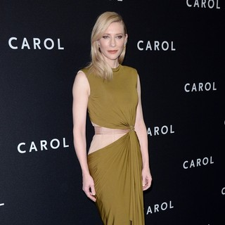 Carol New York Premiere - Red Carpet Arrivals