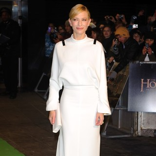 Cate Blanchett in The Hobbit: An Unexpected Journey - UK Premiere - Arrivals - cate-blanchett-uk-premiere-the-hobbit-an-unexpected-journey-05