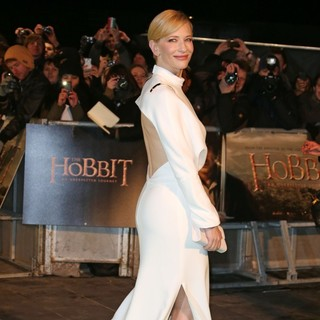 Cate Blanchett in The Hobbit: An Unexpected Journey - UK Premiere - Arrivals - cate-blanchett-uk-premiere-the-hobbit-an-unexpected-journey-07