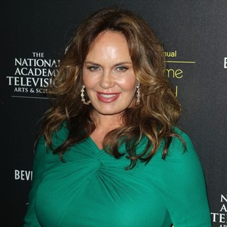 Catherine Bach in 39th Daytime Emmy Awards - Arrivals