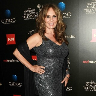 Catherine Bach in The 40th Annual Daytime Emmy Awards - Arrivals