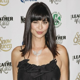 Catherine Bell in 2008 Leather and Laces Celebration