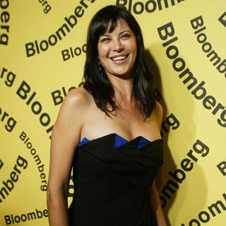 Catherine Bell in Bloomberg After Party for The White House Correspondents' Association Dinner - Arrivals - catherine-bell-bloomberg-after-party-02