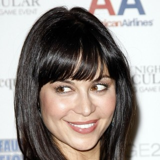 Catherine Bell in The Super Bowl XLII Saturday Night Spectacular