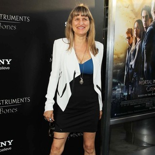 Catherine Hardwicke in Premiere of Screen Gems and Constantin Films' The Mortal Instruments: City of Bones