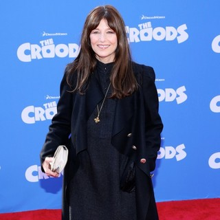 Catherine Keener in The Croods Premiere - Arrivals