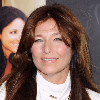 Catherine Keener in New York Screening of Enough Said - Red Carpet Arrivals