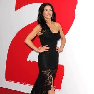 Catherine Zeta-Jones in Los Angeles Premiere of Red 2
