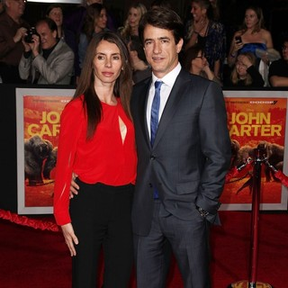 Tharita Catulle, Dermot Mulroney in Premiere of Walt Disney Pictures' John Carter