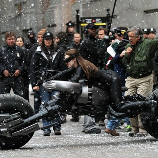 The Batman Movie Set of The Dark Knight Rises