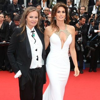 Cindy Crawford in Opening Ceremony of The 66th Cannes Film Festival - The Great Gatsby - Premiere - cavalli-crawford-66th-cannes-film-festival-01