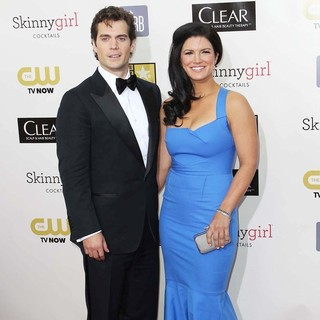 Henry Cavill, Gina Carano in 18th Annual Critics' Choice Movie Awards