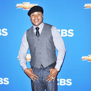 LL Cool J in 2010 CBS Fall Launch Premiere Party